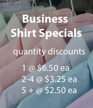 business-shirt-speacial-deals-officerack-dry-cleaners-brisbane